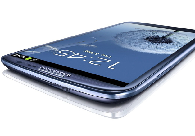 File pic of Samsung Galaxy S3