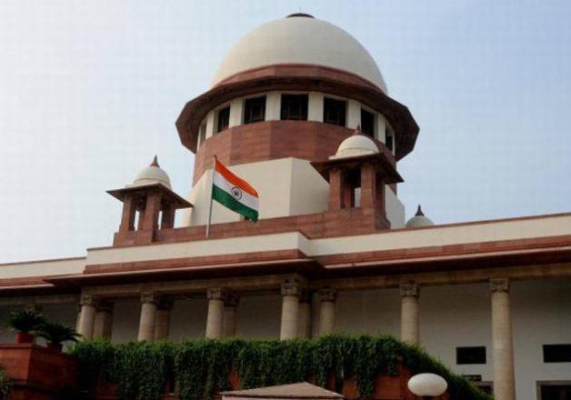 File pic - Supreme Court of India