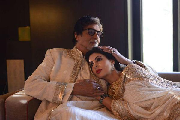 Shweta Bachchan explains why Big B is 'cool' at 74