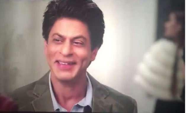 Shah Rukh Khan's cameo scene in Ranbir-Aishwarya's