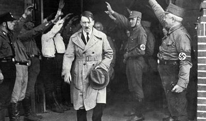 Hitler's phone 'most destructive weapon of all time'
