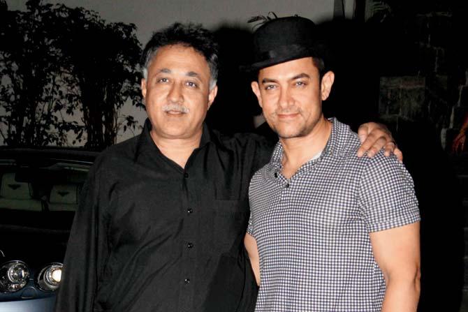 India Tv - Mansoor and Aamir Khan