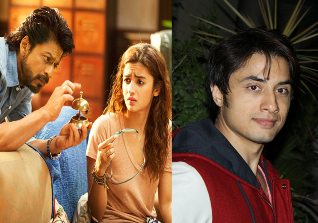 Pak actor Ali Zafar replaced from this Shah Rukh- Alia