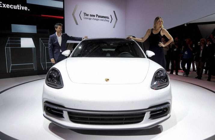 India Tv - Porsche brings Limited Edition 911 R priced at around Rs 3 crore