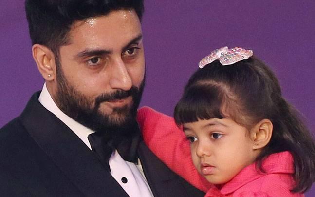 On daughter Aaradhya's birthday, Abhishek's Twitter