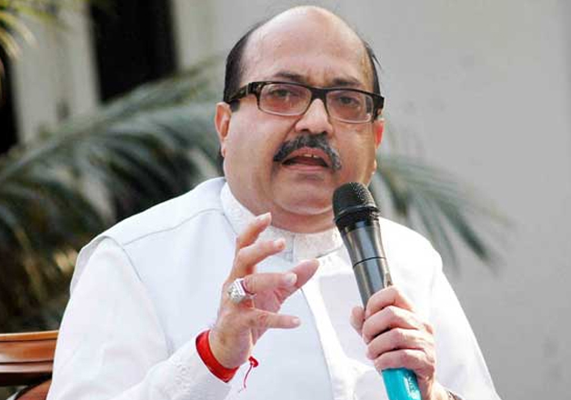File pic - Samajwadi Party leader Amar Singh