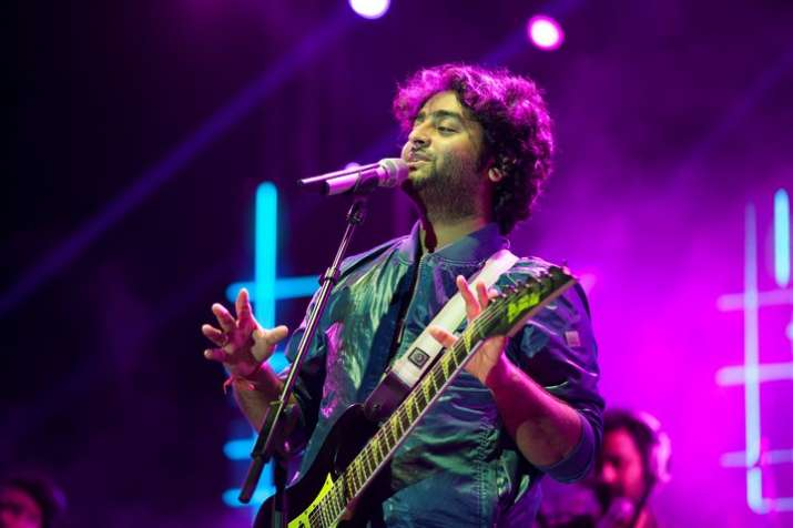 Hit singer Arijit Singh feels this maybe last year of his