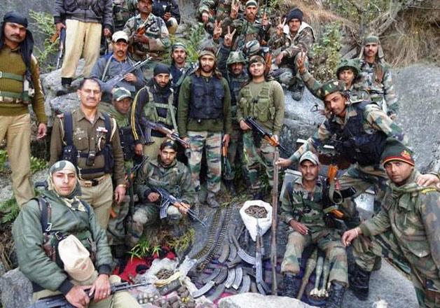 Terrorist hideout in J&K's Doda busted by Army, huge