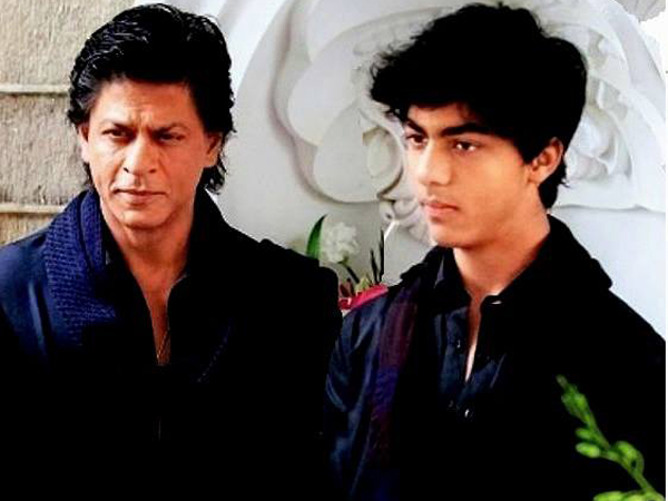 Aryan Khan wishes daddy SRK a Happy Birthday in the most