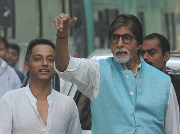 Sujoy Ghosh, Amitabh Bachchan- India Tv