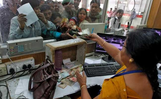 Banks, Post Offices, Cash Deposits, Black Money
