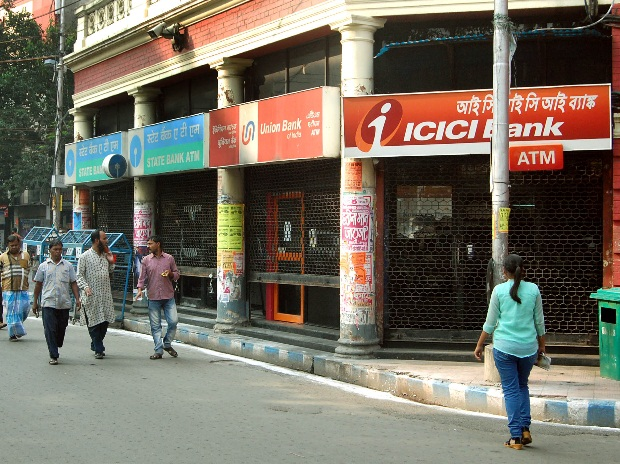 With banks, ATMs running out of cash, salary week likely to