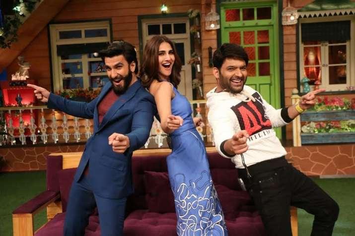 Ranveer, Vaani, Kapil- India Tv