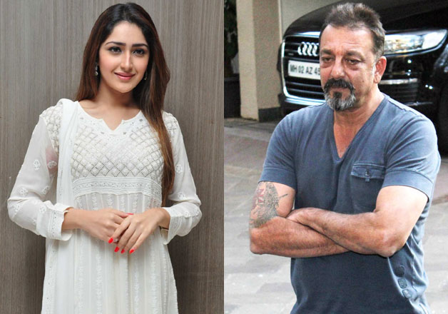 Is Shivaay girl Sayyeshaa Saigal a part of Sanjay Dutt's
