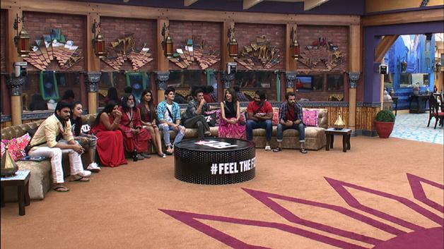 India Tv - Bigg Boss house- india Tv