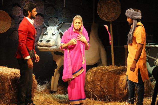 India Tv - Bani, Gaurav- India Tv