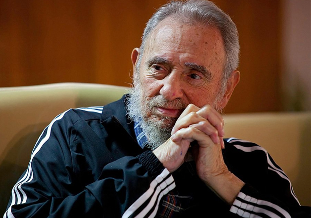 Revolutionary Cuban icon Fidel Castro dies at 90