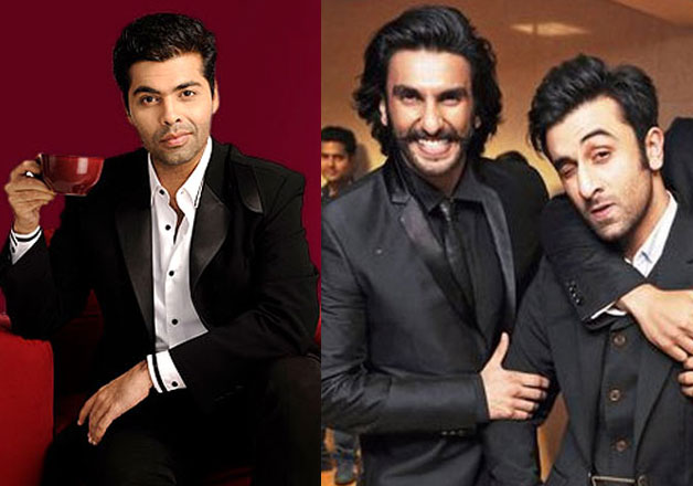 Koffee With Karan season 5: Ranbir, Ranveer to come