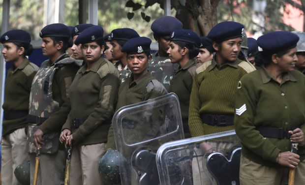 CRPF deploys women commandos for the first time