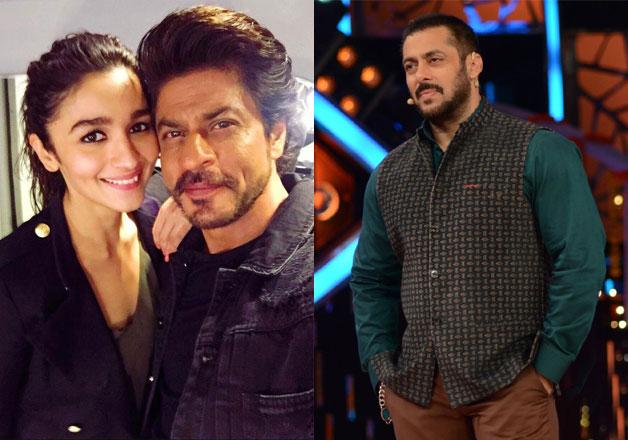 Shah Rukh Khan NOT to promote 'Dear Zindagi' on Salman