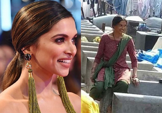 Deepika goes de-glam for new movie