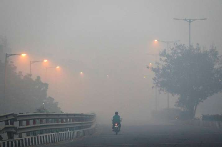 Pollution reached all time high in Delhi this Diwali