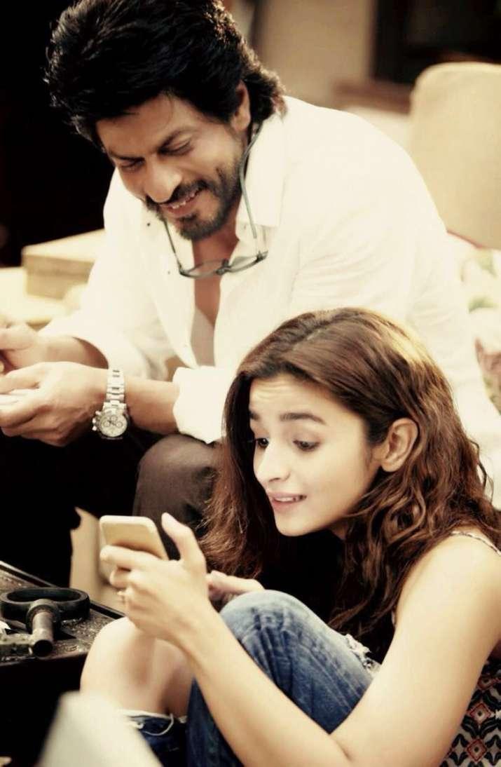 India Tv - Alia and SRK