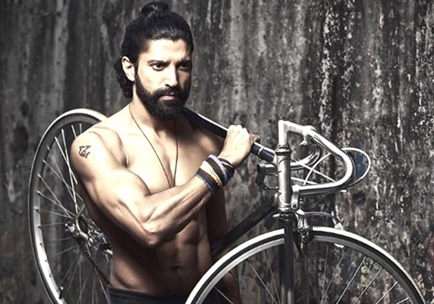Farhan Akhtar's shirtless picture took six years to