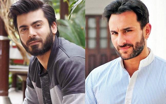 Fawad Khan, Saif Ali Khan