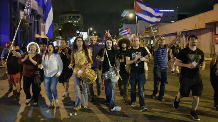 India Tv - A large number of Cuban-Americans live in Miami