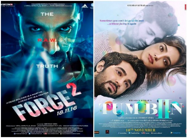 Box Office Report Know How Force 2 Tum Bin 2 Fared On First