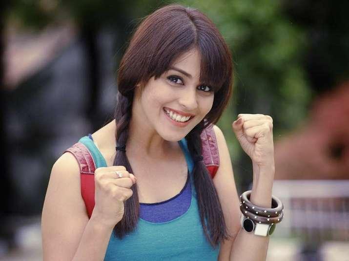 Genelia D'Souza- India Tv