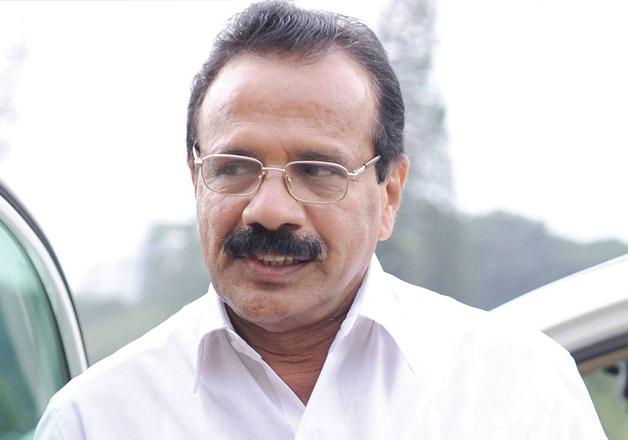 File pic of Union Minister DV Sadananda Gowda