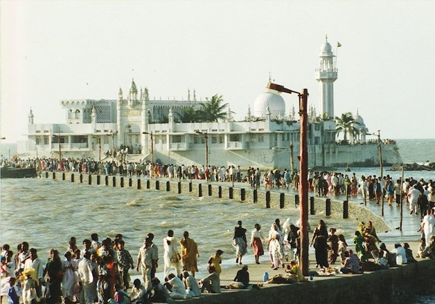 File pic of Haji Ali Dargah