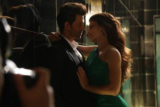India Tv - Hrithik, Jacqueline ad film