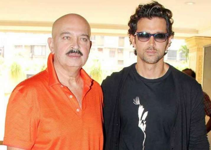 'Hrithik will surely direct a movie', confirms father