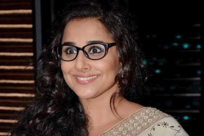 India Tv - Vidya Balan in spectacles reminded many of Radhika.