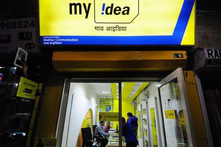 Idea cellular shares soar amid talks of possible merger