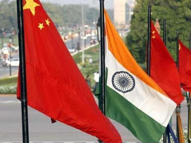 India China stand off
