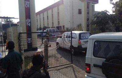 Bhopal Jail Break