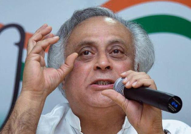 File pic - Congress spokesperson Jairam Ramesh