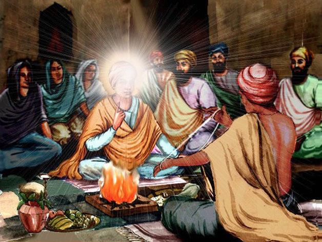guru nanak jayanti special