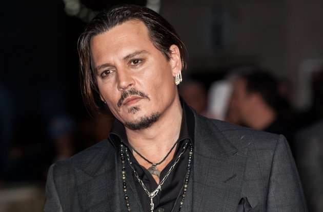 Johnny Depp to star in J.K Rowling's 'Fantastic Beasts'