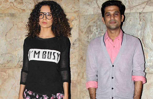 Sohum Shah talks about working with Kangana Ranaut in