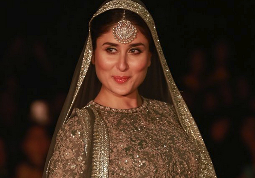 India Tv - Kareena broke stereotypes when she walked the ramp with baby bump