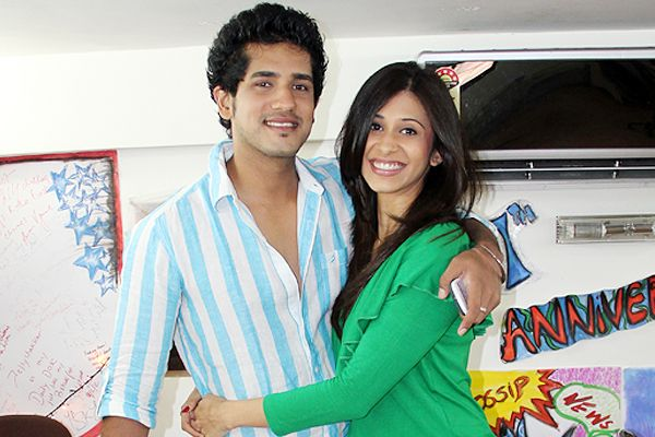 Kishwer Merchant, Suyyash Rai- India Tv