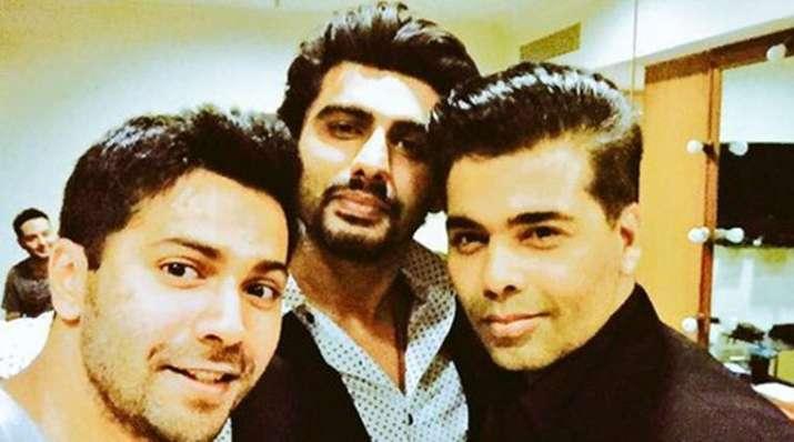Koffee with Karan: Arjun and Varun to show their 'Bromance