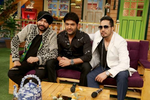 Daler Mehndi, Mika, Kapil Sharma- India Tv