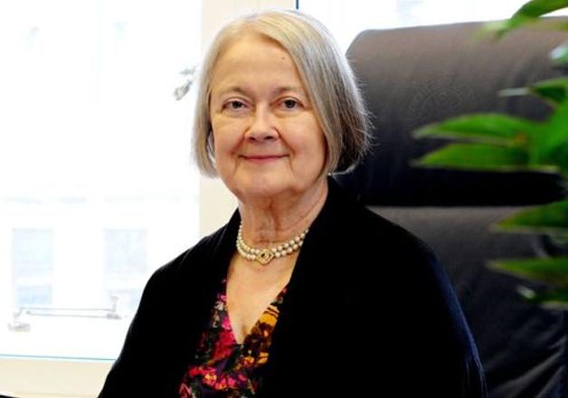 File pic - UK Supreme Court judge Lady Hale