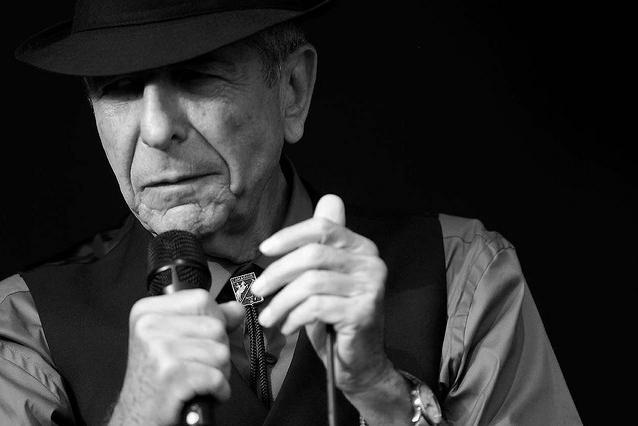 Leonard Cohen- India Tv